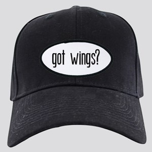Got Wings? Black Cap