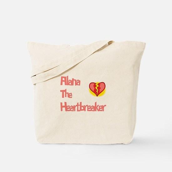 Alana the Heartbreaker Tote Bag
