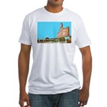 Fitted T-Shirt - Tony's Pizza