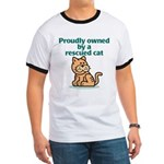 Proudly Owned (Cat) Ringer T