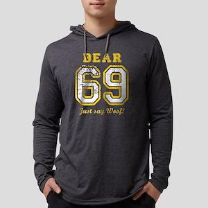 BearCorp 69 Bear Long Sleeve T-Shirt