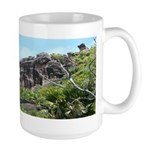 Seychelles nature Large Mug
