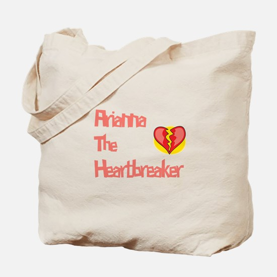 Arianna the Heartbreaker Tote Bag