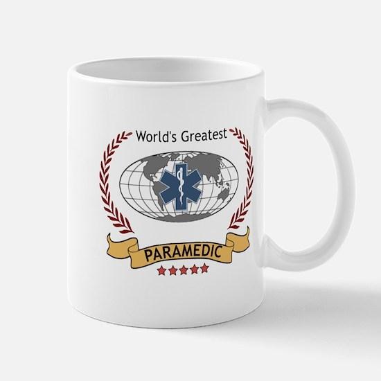 World's Greatest Paramedic Mug