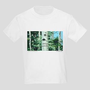 Obama 4 Ever Kids Light T-Shirt