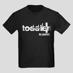 cool toddler Kids Dark T-Shirt