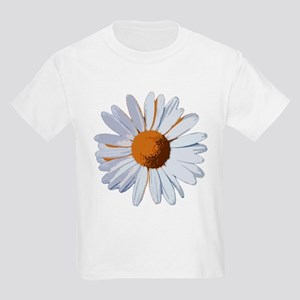 White Daisy Kids Light T-Shirt