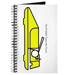 Journal with yellow PTF logo 1