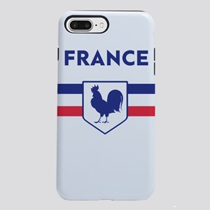 France Soccer Football iPhone 8/7 Plus Tough Case