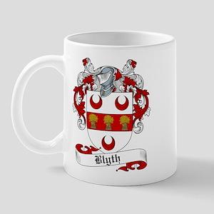 Blyth Family Crest Mug