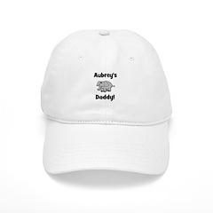 Aubrey's Daddy Elephant Baseball Cap