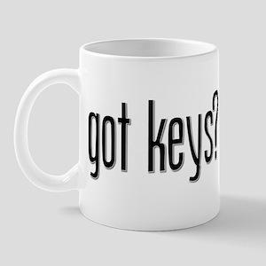 Got Keys? Mug