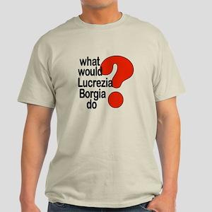 Lucrezia Borgia Light T-Shirt