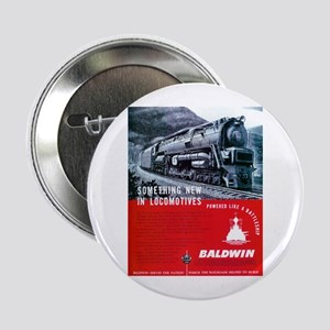 Baldwin S-2 Steam Locomotive Button