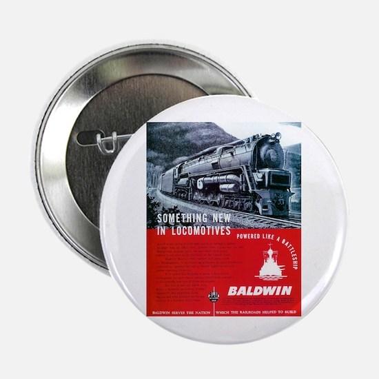 Baldwin S-2 Steam Locomotive Button
