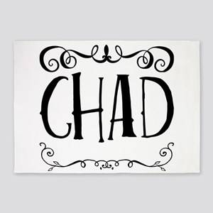 Chad 5'x7'Area Rug