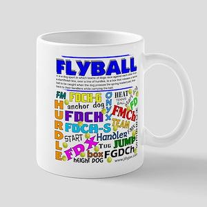 Canine Flyball Mug