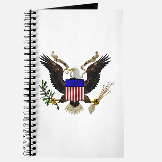 Great Seal Eagle Journal