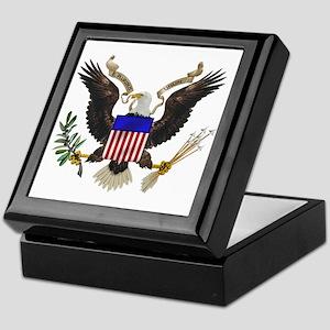 Great Seal Eagle Keepsake Box