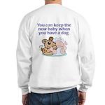 New Baby Sweatshirt