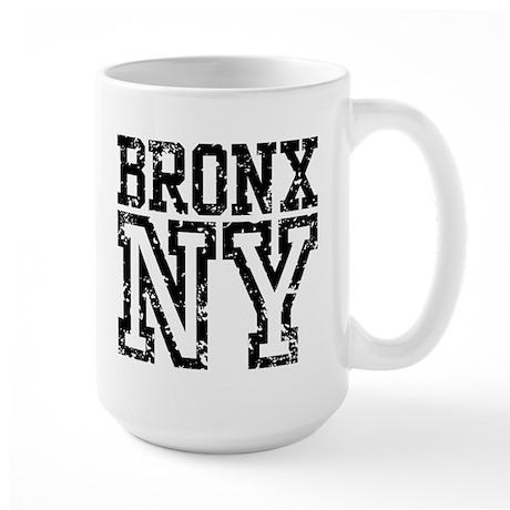 Bronx NY Large Mug