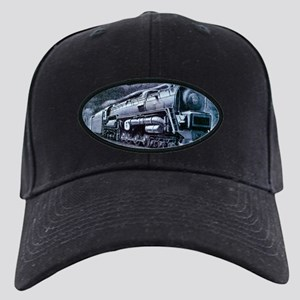 Baldwin S-2 Steam Locomotive Black Cap
