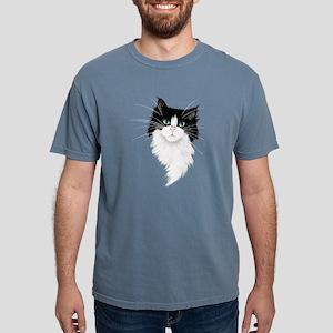 TUX-Tuxedo cats rock T-Shirt