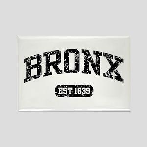 Bronx Est 1639 Rectangle Magnet