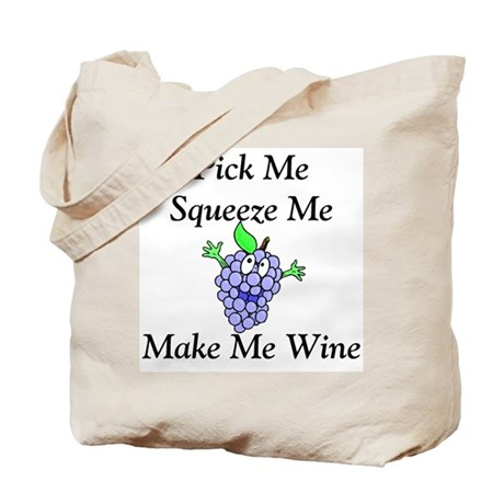 Make Me Wine Tote Bag