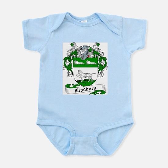 Bradbury Family Crest Infant Creeper