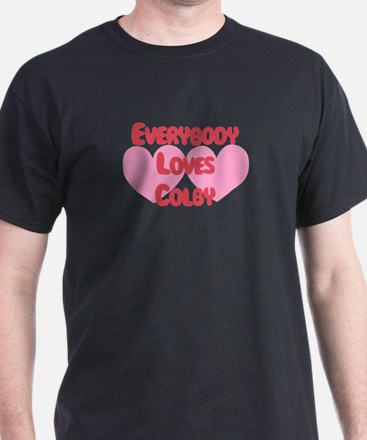 Everybody Loves Colby T-Shirt
