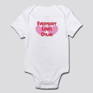 Everybody Loves Dylan Infant Bodysuit