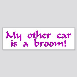 My other car (purple/white)