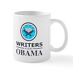 WRITERS FOR OBAMA Mug