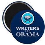 WRITERS FOR OBAMA Magnet