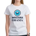 WRITERS FOR OBAMA Women's T-Shirt