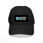 WRITERS FOR OBAMA Black Cap