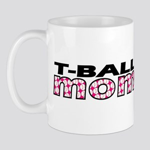 T-Ball Mom Mug