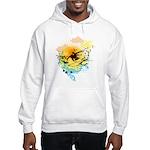Stoked Surfer - Hooded Sweatshirt