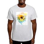 Stoked Surfer - Light T-Shirt