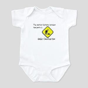 Under Construction Infant Bodysuit