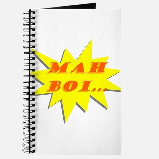 Mah Boi Journal