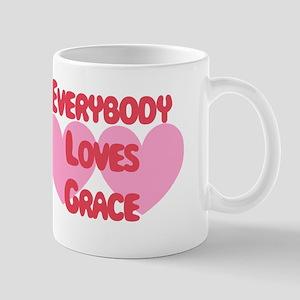Everybody Loves Grace Mug