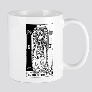 The High Priestess Rider-Waite Tarot Card Mug