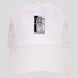 The High Priestess Rider-Waite Tarot Card Cap