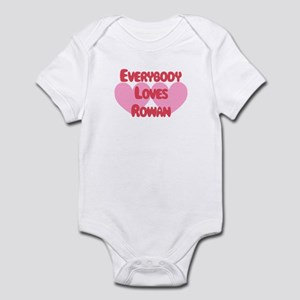 Everybody Loves Rowan Infant Bodysuit
