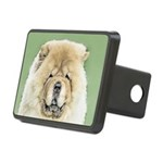 Chow Chow Rectangular Hitch Cover