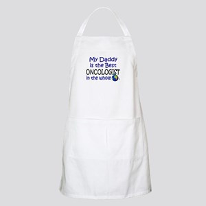 Best Oncologist In The World (Daddy) BBQ Apron