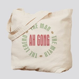 Ah Gong Chinese Grandpa Man Myth Tote Bag