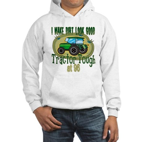 Tractor Tough 96th Hooded Sweatshirt